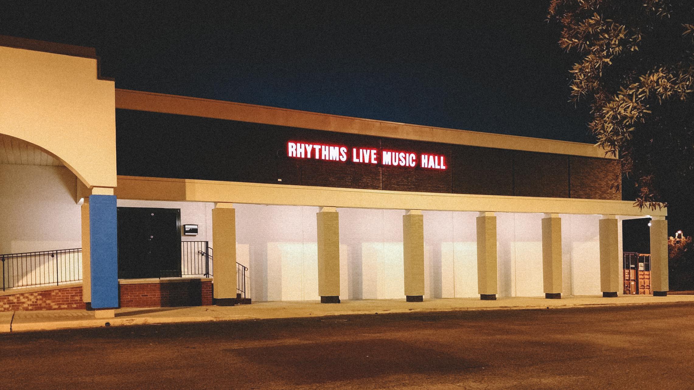 About Rhythms Live – Rhythms Live Music Hall